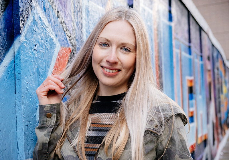 Jenny Tomei mentor to young people with eating disorders